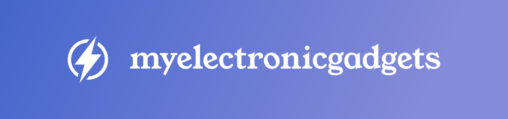MyElectronicGadgets
