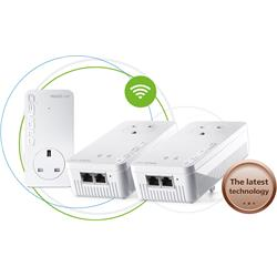Devolo Magic 1 WiFi Whole Home WiFi Kit (2x LAN, Pass-Thru, 3x plug
