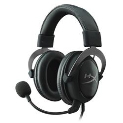 HyperX Cloud II Gaming Headset PC/Mac/PS4/Xbox- Gun Metal