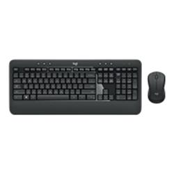 Logitech MK540 ADV Wireless Keyboard & Mouse Combo