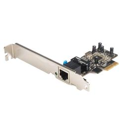 StarTech.com 1 Port PCI Express 10/100 Ethernet Network Interface Adapter Card