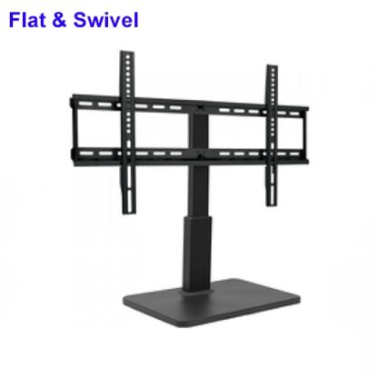 Vivanco TS8060 TV Table Stand Up To 70` 600X400 Vesa 45Kg