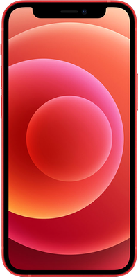 Apple iPhone 12 Mini 5G 64GB (PRODUCT) RED at £49.99 on Red with Entertainment (24 Month contract) with Unlimited mins & texts; 48GB of 5G data. £59 a month.