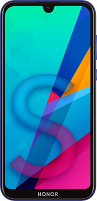 Honor 8S Dual SIM 32GB Blue for £99 SIM Free