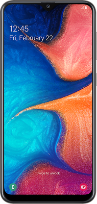 Samsung Galaxy A20e 32GB Black for £169 SIM Free