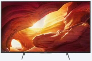 Sony KD49XH8505BU 49` 4K UHD Smart TV - B Energy Rated