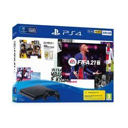 Sony PS4 Console 500GB + FIFA21