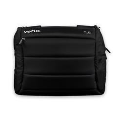 Veho T-2 Hybrid Laptop Bag / Rucksack up to 17 Black