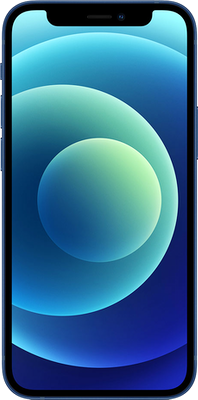 Apple iPhone 12 Mini 5G 128GB Blue at £89.99 on Red with Entertainment (24 Month contract) with Unlimited mins & texts; 48GB of 5G data. £59 a month.