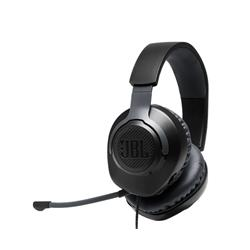 JBL Quantum 100 Gaming-Wired Over-Ear Headset - Black