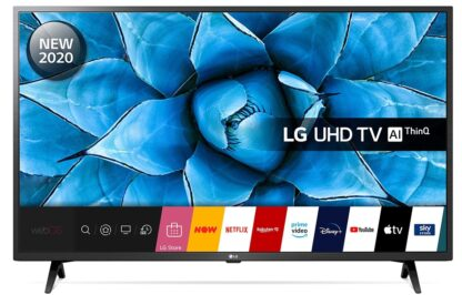 LG 43UN73006LC 43` 4K LED Smart TV - A Energy Rated