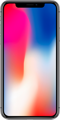 Apple iPhone X 64GB Space Grey Refurbished (Grade A) at £44.99 on Red with Entertainment (24 Month contract) with Unlimited mins & texts; 6GB of 5G data. £37 a month.