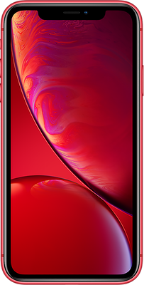 Apple iPhone XR 64GB (PRODUCT) RED at £29.99 on Red with Entertainment (24 Month contract) with Unlimited mins & texts; 6GB of 5G data. £41 a month.