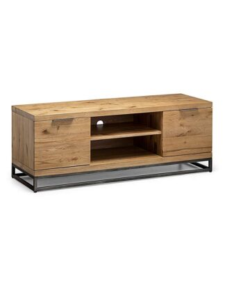 Camden Oak TV Unit