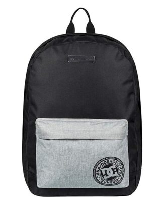 DC Shoes Backstack Colour Block Bag