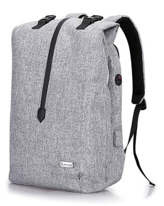 Energizer Power Bank Laptop Bag - Grey