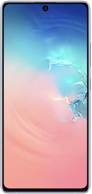 Samsung Galaxy S10 Lite 128GB Prism White at £34.99 on Unlimited Max with Entertainment (24 Month contract) with Unlimited mins & texts; Unlimited 5G data. £50 a month.