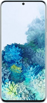 Samsung Galaxy S20 4G 128GB Blue at £9.99 on Unlimited with Entertainment (24 Month contract) with Unlimited mins & texts; Unlimited 5G data. £61 a month.