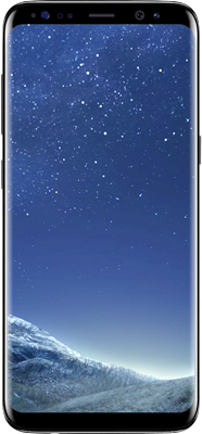 Samsung Galaxy S8 64GB Midnight Black Refurbished (Grade A) at £24.99 on Red with Entertainment (24 Month contract) with Unlimited mins & texts; 6GB of 5G data. £30 a month.