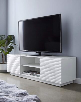 Saskia High Gloss Wide TV unit