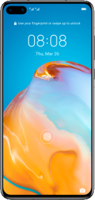 Huawei P40 5G 128GB Black at £14.99 on Red with Entertainment (24 Month contract) with Unlimited mins & texts; 6GB of 5G data. £41 a month.