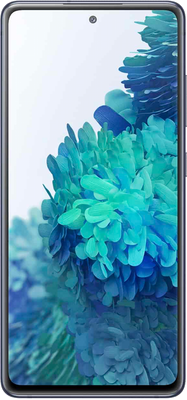 Samsung Galaxy S20 FE 4G 128GB Blue at £24.99 on Unlimited with Entertainment (24 Month contract) with Unlimited mins & texts; Unlimited 5G data. £53 a month.