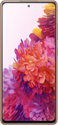 Samsung Galaxy S20 FE 4G 128GB Orange at £24.99 on Unlimited with Entertainment (24 Month contract) with Unlimited mins & texts; Unlimited 5G data. £53 a month.