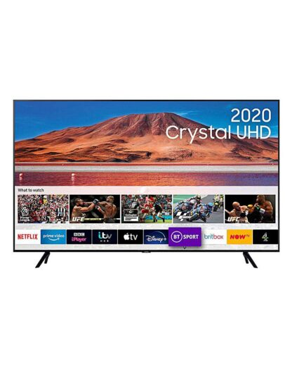Samsung UE43TU7100KXXU 43 4K Smart TV""