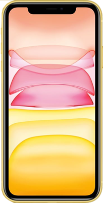 Apple iPhone 11 64GB Yellow at £9.99 on Unlimited Max with Entertainment (24 Month contract) with Unlimited mins & texts; Unlimited 5G data. £58 a month.