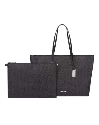 CK Shopper with Laptop Pouch