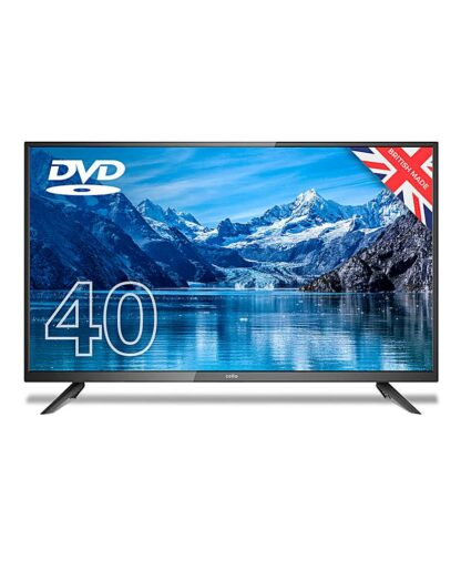 """Cello C4020F 40 HD LED TV with DVD"""""""