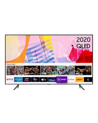 Samsung QE55Q65TAUXXU 55 4K Smart TV""