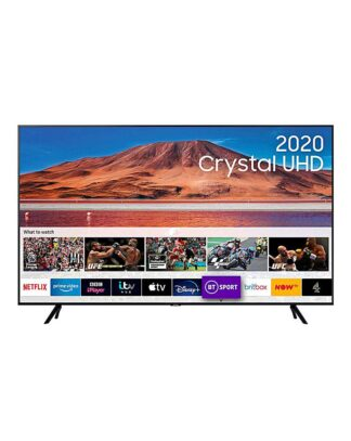 Samsung UE55TU7100KXXU 55 4K Smart TV""