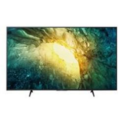 Sony 55 Bravia X70 Smart 4K Ultra HD HDR TV