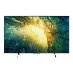 Sony 65 Bravia X70 Smart 4K Ultra HD HDR TV
