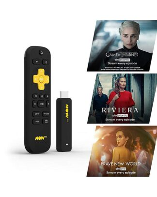 NOW TV Stick with 1 month Entertainment