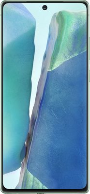 Samsung Galaxy Note20 5G 256GB Mystic Green at £487.99 on 4G Essential 500MB (24 Month contract) with Unlimited mins & texts; 500MB of 4G data. £15 a month (Consumer Upgrade Price).