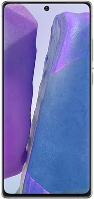 Samsung Galaxy Note20 5G 256GB Mystic Grey at £19.99 on Unlimited Max (24 Month contract) with Unlimited mins & texts; Unlimited 5G data. £55 a month.