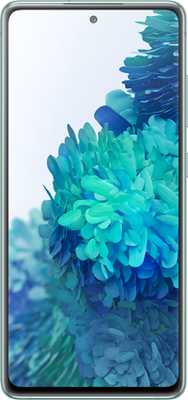 Samsung Galaxy S20 FE 5G 128GB Cloud Mint at £303.99 on 4G Essential 500MB (24 Month contract) with Unlimited mins & texts; 500MB of 4G data. £15 a month.