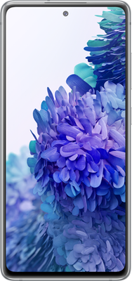 Samsung Galaxy S20 FE 5G 128GB Cloud White at £303.99 on 4G Essential 500MB (24 Month contract) with Unlimited mins & texts; 500MB of 4G data. £15 a month.