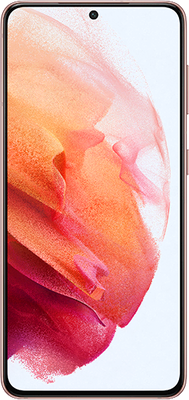 Samsung Galaxy S21 5G 128GB Phantom Pink at £511.99 on 4G Essential 500MB (24 Month contract) with Unlimited mins & texts; 500MB of 4G data. £15 a month (Consumer Upgrade Price).