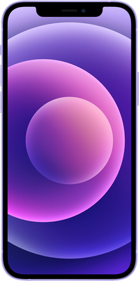 Apple iPhone 12 Mini 5G (64GB Purple) at £444.99 on Advanced 100GB (24 Month contract) with Unlimited mins & texts; 100GB of 5G data. £15 a month.