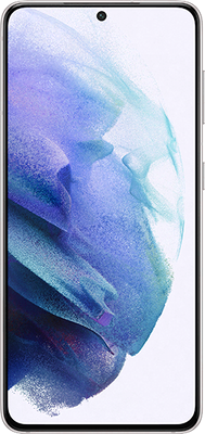 Samsung Galaxy S21 5G (128GB Phantom White) at £517.99 on 4G Essential 500MB (24 Month contract) with Unlimited mins & texts; 500MB of 4G data. £15 a month (Consumer Upgrade Price).