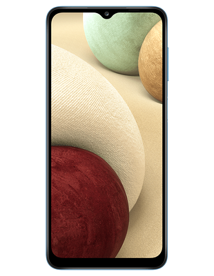 Samsung Galaxy A12 (64GB Blue) at £9.99 on Advanced 8GB (24 Month contract) with Unlimited mins & texts; 8GB of 5G data. £19 a month.