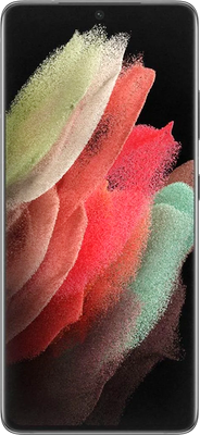 Samsung Galaxy S21 Ultra 5G (256GB Phantom Black) at £319.99 on Advanced Unlimited Data (24 Month contract) with Unlimited mins & texts; Unlimited 5G data. £46 a month.