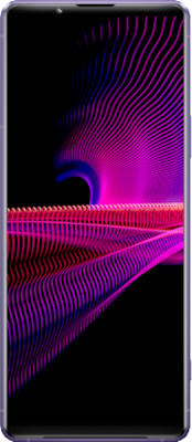 Sony Xperia 1 III 5G (256GB Frosted Purple) at £804.99 on Non-Refresh Flex (24 Month contract) with Unlimited mins & texts; 10GB of 4G data. £20 a month.