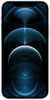 Apple iPhone 12 Pro 5G (256GB Pacific Blue) at £29.99 on Advanced 100GB (24 Month contract) with Unlimited mins & texts; 100GB of 5G data. £57 a month.