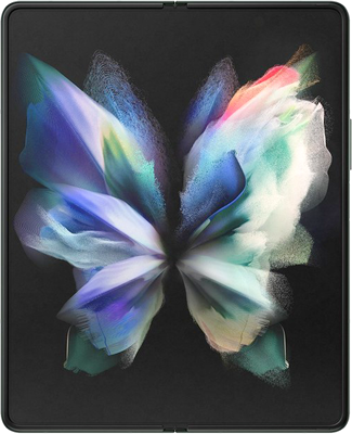 Samsung Galaxy Z Fold3 5G (256GB Phantom Silver) at £999.99 on Non-Refresh Flex (24 Month contract) with Unlimited mins & texts; 20GB of 5G data. £30 a month.